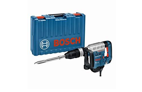 Bosch Professional GSH 5 CE - Martillo demoledor (8,3 J,...