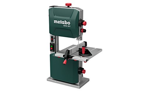 Metabo 619008000 619008000-Sierra de cinta BAS 261 Precision, 400...