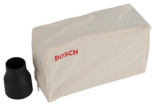 Bosch Professional Bolsa de polvo para cepillo manual