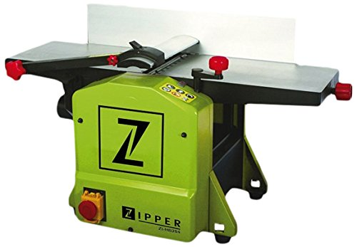 Zipper ZI-HB204 - Cepilladora-fresadora (204 mm)