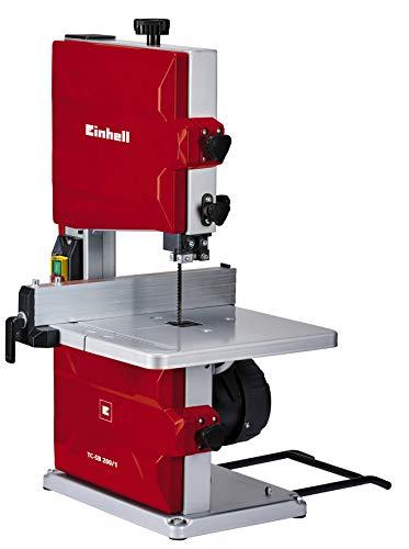 Einhell Sierra de cinta TC-SB 200/1 (250 W, altura de corte máx....