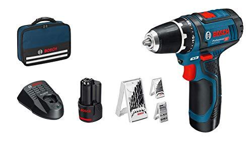 Bosch Professional 12V System Atornillador GSR 12V-15 (incl....