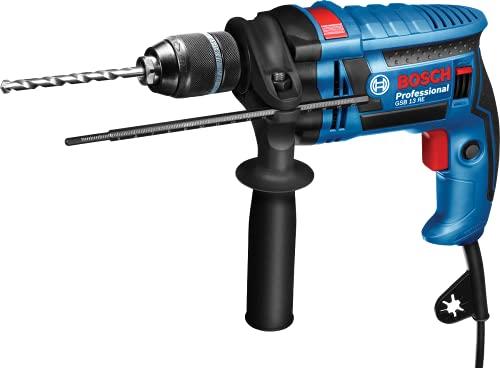 Bosch Professional GSB 13 RE - Taladro percutor (600 W, 0 –...