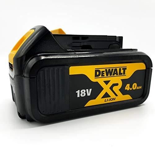 Dewalt DCB182-XJ Batería carril XR 18V Li-Ion 4, Negro y...
