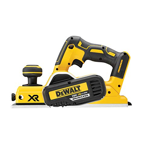 Dewalt DCP580NT-XJ Cepillo para madera XR 18V Brushless, incluye...