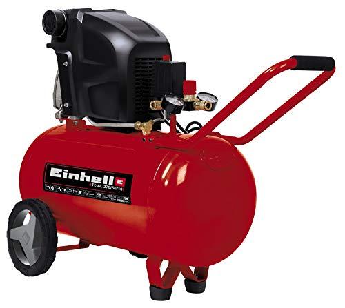 Einhell 4010440 Compresor TE-AC 270/50/10 Expert, 1800 W,...