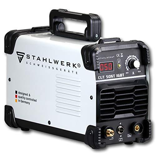 STAHLWERK cortador de plasma CUT 50 ST IGBT de 50 Amperio,...