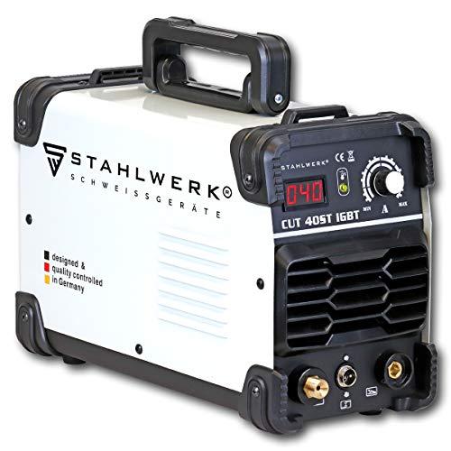 STAHLWERK CUT 40 ST IGBT Cortador de plasma de 40 A, corte de...